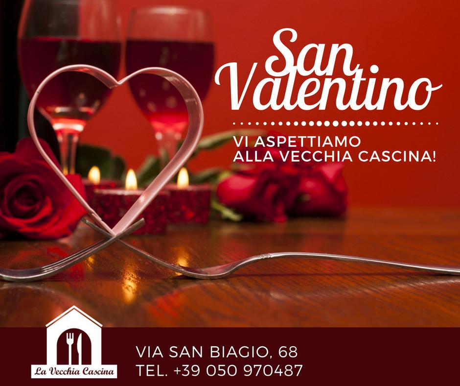 SAN VALENTINO ALLA VECCHIA CASCINA!
